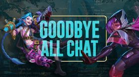 league of legends riot games all chat