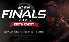 MLG's World Finals announced