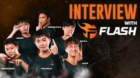 Team Flash Interview