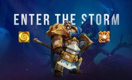 Shockadin Uther makes guest appearance in day 2 of NA's ETS#2