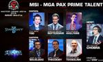 MSI MGA 2015 Global Grand Finals start August 28th first day of PAX Prime