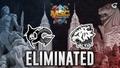 MSC 2021 Todak and EVOS SG eliminated