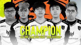 TNC Predator take ESL One Thailand 2020: Asia title