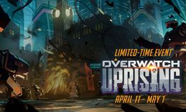 Surprise! The Overwatch Uprising is available for a little while longer
