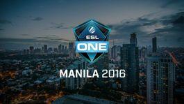 ESL One Manila 2016 talent lineup announced
