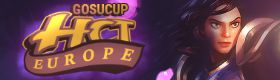 GosuGamers eSports Events - GosuCup HCT Europe