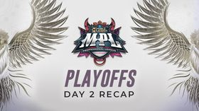 MPL PH logo for Day 2 of playoffs