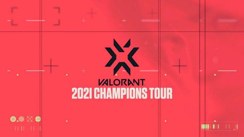 Valorant Champions Tour artwork