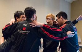 NewBee pulls the full hat trick and moves on to the winner bracket