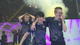 OG continue to impress in the TI9 group stage