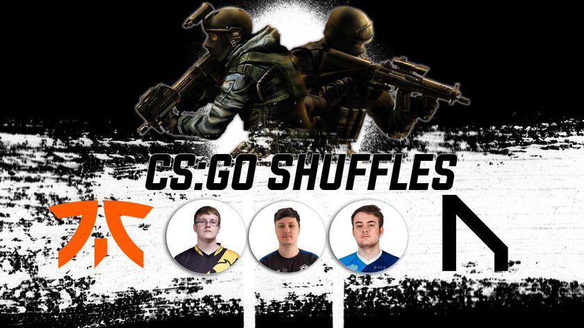 CSGO shuffles 050821