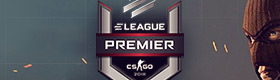 GosuGamers eSports Events - ELEAGUE CS:GO Premier 2018